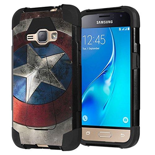 Galaxy Express 3 / Galaxy Amp 2 / - Galaxy Note 2 Marvel Case