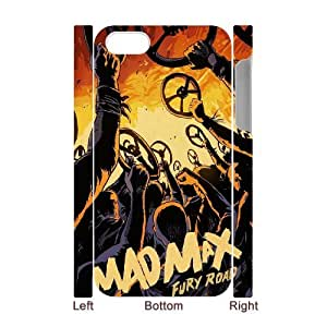 XOXOX Cover Custom Mad Max Phone 3D Case For Iphone 4/4s [Pattern-6]