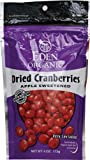Eden Foods Organic Dried Cranberries Sweetened with Apple Juice -- 4 oz - 2 pc