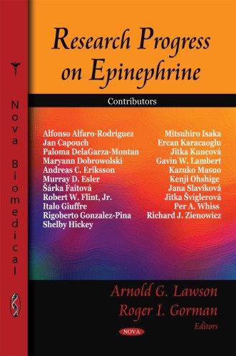 Download Research Progress on Epinephrine pdf epub