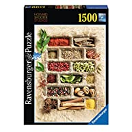 Spices in Stone Jigsaw Puzzle, 1500-Piece