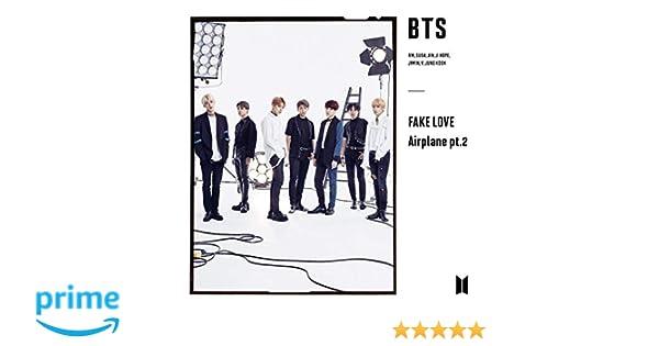 download lagu bts fake love versi jepang