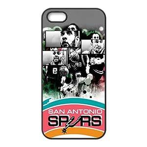 ZXCV san antonio spurs Phone Case for Iphone 5s