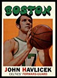 Basketball NBA 1971-72 Topps #35 John Havlicek Excellent Celtics