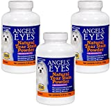 chicken angel eyes - (3 Pack) Angels' Eyes Natural Tear Stain Eliminator Remover 150 Gram/5.29 Ounce each