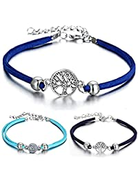 Liroyal 1 Pc Anklets Bracelet-Women Anklet Fashion Silver Foot Chain Beach Jewelry