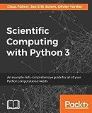 Scientific Computing with Python 3