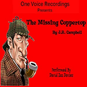 The Missing Copper Top Audiobook