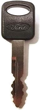 1284X Mechanical Ford Fleet Key