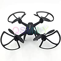 Qsmily® 2016 New DM009 FPV Real-time RC Drone 2.4Ghz 4CH 6-Axis Gyro RC Quadcopter with 2.0MP Wifi Camera