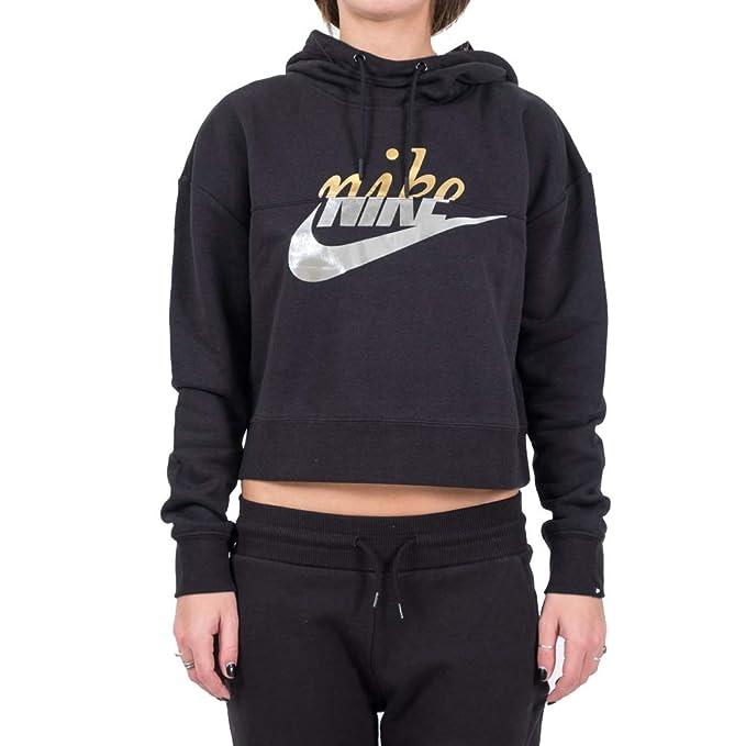 operazione Coerente scrittura  Nike Rally Hoodie Felpa Donna Abbigliamento Felpe