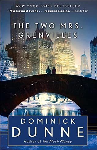 book cover of The Two Mrs Grenvilles