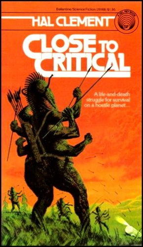book cover of Close to Critical