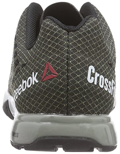 Grey 5 Running Tin Red Nano White 0 Motor Reebok Shark Black Coal Women's Crossfit Grey qwSRY