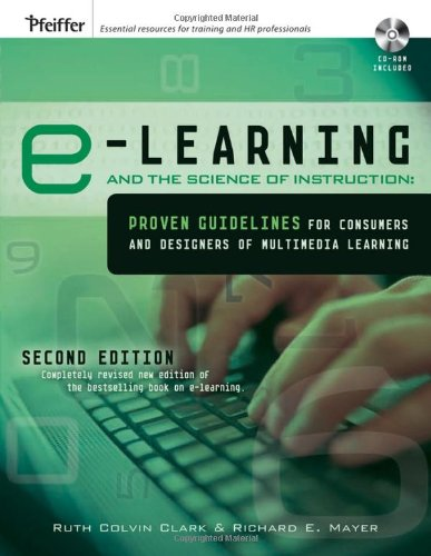e-Learning and the Science of Instruction: Proven Guidelines for Consumers and Designers of Multimedia - Uk Discount Websites Designer