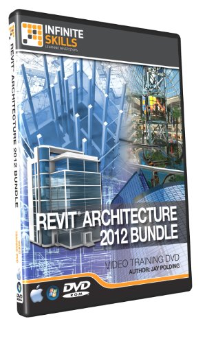 Learning Revit Architecture 2012 - Training DVD - Discounted Bundle by Infiniteskills