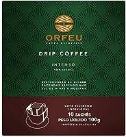 Drip Coffee Intenso Orfeu com 10 Unidades