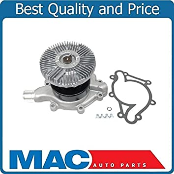 93-03 Ram Pick Up 5.2L 100/% New Tested Water Pump /& Fan Clutch HD MAX COOL
