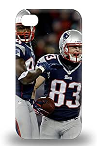 4/4s Snap On 3D PC Case Cover Skin For Iphone 4/4s NFL New England Patriots Deion Branch #84 ( Custom Picture iPhone 6, iPhone 6 PLUS, iPhone 5, iPhone 5S, iPhone 5C, iPhone 4, iPhone 4S,Galaxy S6,Galaxy S5,Galaxy S4,Galaxy S3,Note 3,iPad Mini-Mini 2,iPad Air )