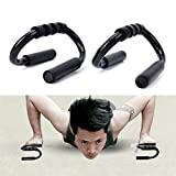 Asdomo Push Up Stands, Push up Bars Exercise Equipment for Men and Women Muscles Chest Workout Pushup Handles