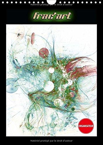 (Frac'art 2016: Images fractales numeriques (Calvendo Art) (French Edition))