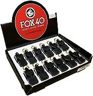 APITO FOX 40 PEARL CX C/12 - Preto
