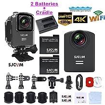 Genuine SJCAM M20 2.5K Photo Gyro Video Camcorder Resolution Mini Action Helmet Wifi Camera Waterproof 2160PHD Sport DV Riding Recorder