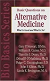 Basic Questions on Alternative Medicine, , 0825430712