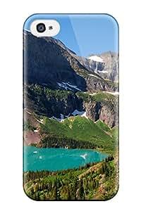 GuBuFtj1926qKvVz Anti-scratch Case Cover ZippyDoritEduard Protective Landscape Case For Iphone 4/4s