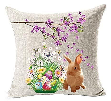 Amazonhappy easter gift cute bunny rabbit chicken happy easter gift cute bunny rabbit chicken negle Image collections