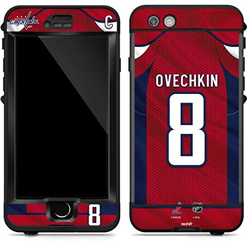 NHL Washington Capitals LifeProof Nuud iPhone 6s Plus Skin - Washington Capitals #8 Alexander Ovechkin Vinyl Decal Skin For Your Nuud iPhone 6s Plus