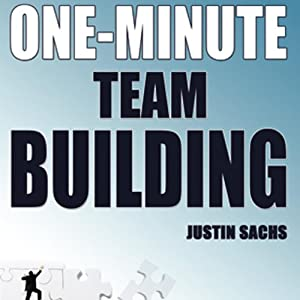 One Minute Team Building Audiobook