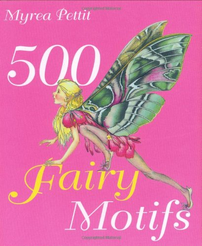 500 Fairy Motifs ebook