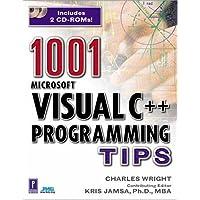 1001 Microsoft Visual C++ Programming Tips W/2CDS (Miscellaneous)