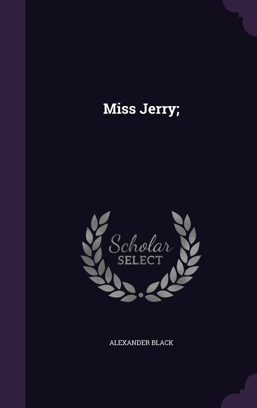 Download Miss Jerry; ebook