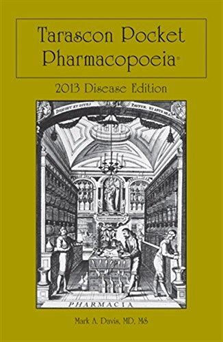 Tarascon Pocket Pharmacopoeia 2014 Disease Edition