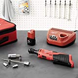 "Milwaukee 2456-21 M12 Cordless 1/4"" Lithium-Ion"