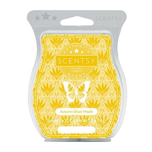 Scentsy Bar Autumn Blaze Maple