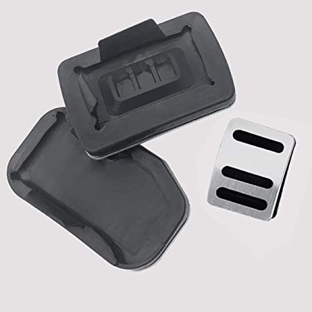 JARONX Pedalkappen Ford F150 F150 Pedal Cover Pedal Covers for Ford F150 15-18