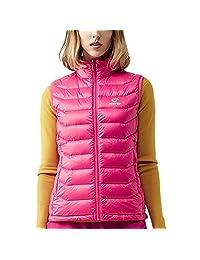 TECTOP Women's Ultralight Quilted Outwear Puffer Down Coat Vest