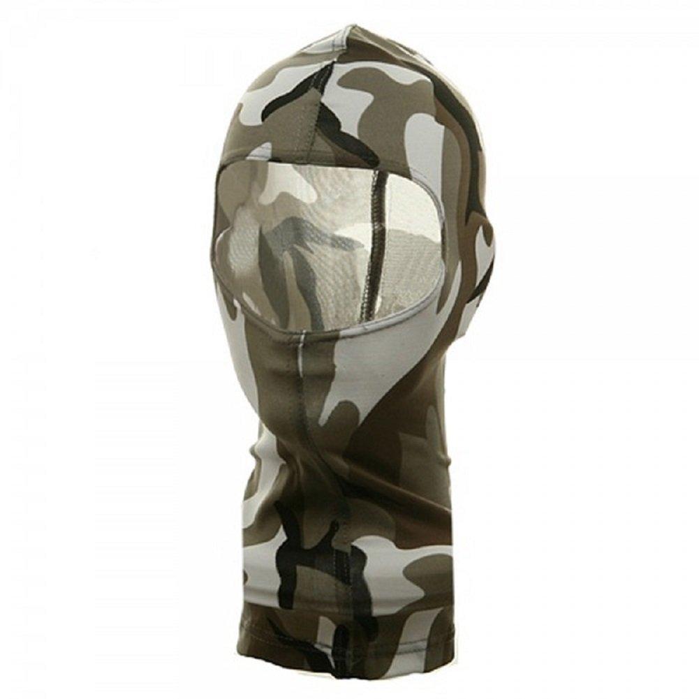 Urban Camo 100/% Nylon Balaclava Face Mask ZAN Headgear