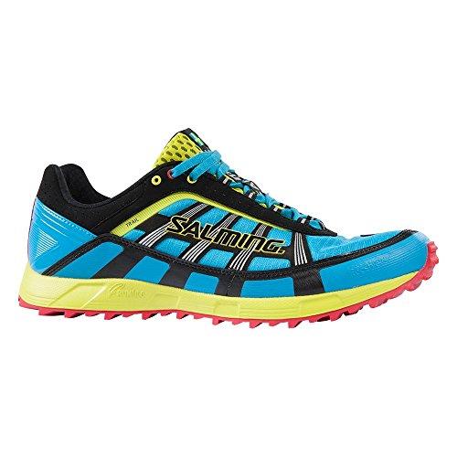 Salming Trail T1 zapatillas deportivas - Azul Cian, 10.5 GB