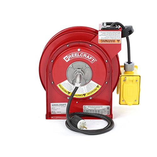 Reelcraft Electric Cord Reel - 5