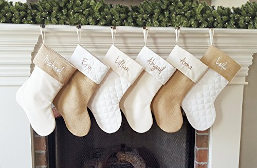 Review Personalized Christmas Stocking in