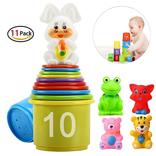 Stacker Bath Toy - 5