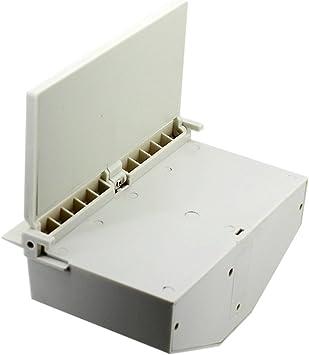 Ventilador alimentado por energía solar, ventilador de aire acondicionado para ventana de coche, mini ventilador de aire acondicionado: Amazon.es: Amazon.es