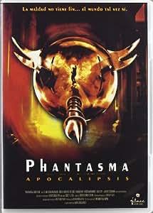 Phantasma Apocalipsis [DVD]