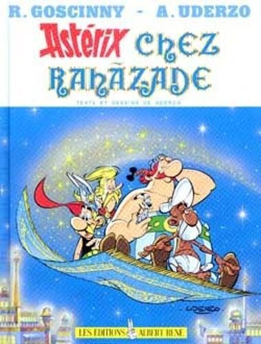 Astérix - chez Rahazade - n°28 (Asterix) by Brand: Hodder Children's Books