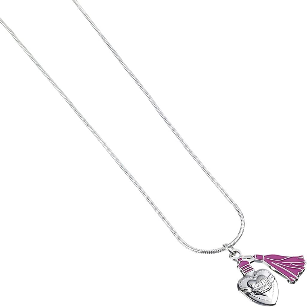 Dumbledore Harry Potter Hermione New /& Official Silver Plated Wand Necklace