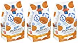 Daelman's Caramel Mini Stroopwafels, 7.05 Ounce, Pack of 3